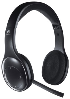 Logitech Wireless Headset H800 - фото 32507